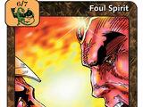 Foul Spirit (J)