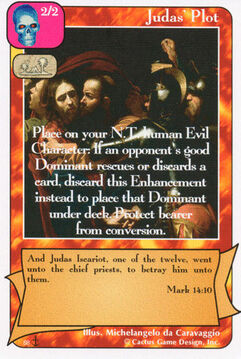 Judas' Plot (Di)