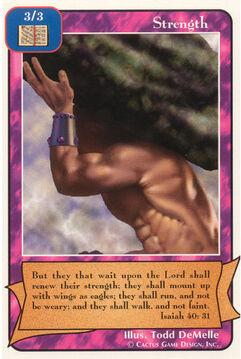 Strength (B)