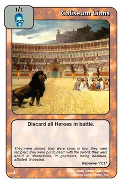 Coliseum Lions (J)