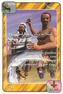 Saul - Apostles