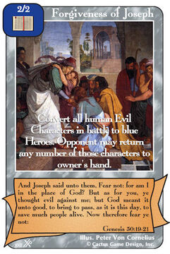 Forgiveness of Joseph (FF2)