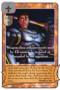 Eli - Angel Wars