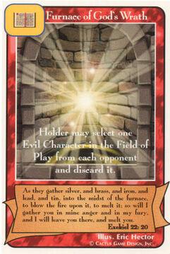 Furnace of God's Wrath - Prophets
