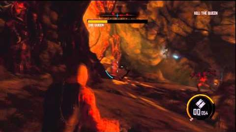Red Faction Armageddon Boss The Queen