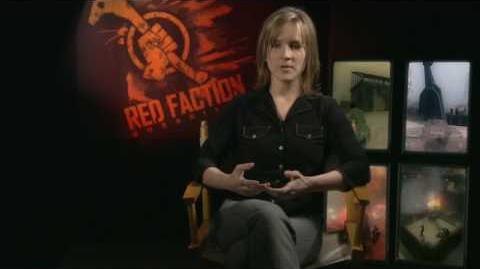 Red Faction Guerrilla - Game Engine Feature