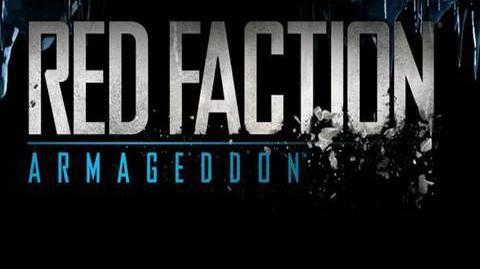 Red Faction Armageddon - Debut Trailer