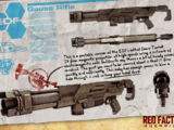 EDF Gauss Rifle