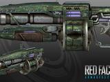 Pulse Grenade Launcher