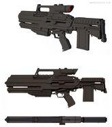 1RFG edf assault rifle final