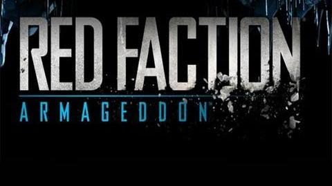 Red Faction Armageddon Motion Capture Trailer HD