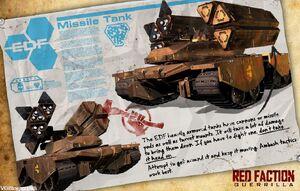 Missile Tank
