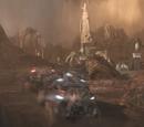 Battle of the Terraformer