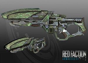Marauder Nano Rifle