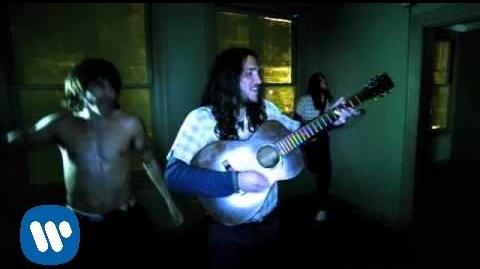 Red Hot Chili Peppers - Fortune Faded Official Music Video