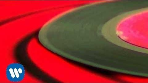 Red Hot Chili Peppers - How It Ends -Vinyl Playback Video-
