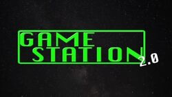 Game Station 2.0 Title Card