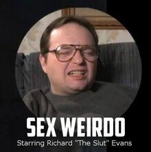 Rich evans
