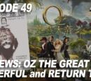 Oz the Great and Powerful and Return to Oz (5569)