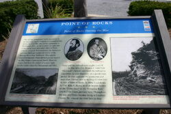 Point of rocks CWT sign may 1861