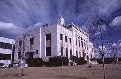 Hall County Georgia Courthouse