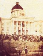 1861 Davis Inaugural