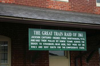 Great Train Raid