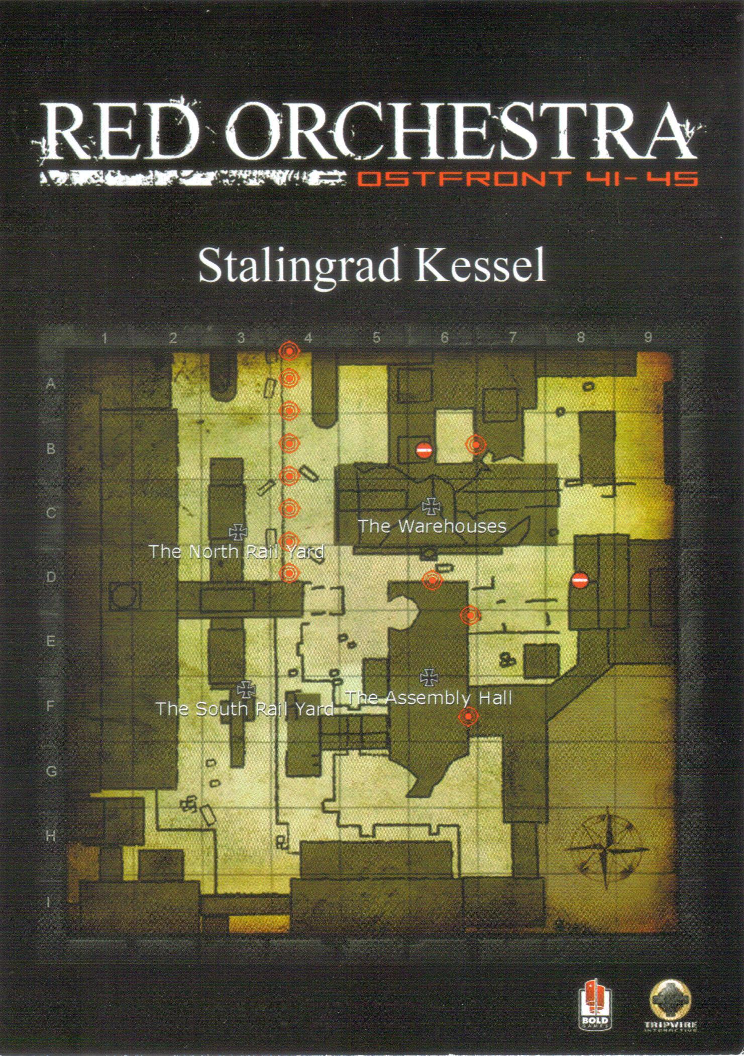 Image - Stalingrad Kessel.jpg   Red Orchestra Wiki   FANDOM powered ...