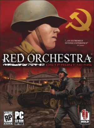 Red Orchestra box art