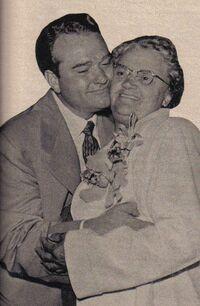 1953 with Ida