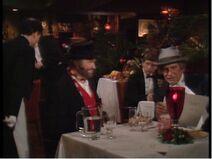 HBO Christmas Dinner
