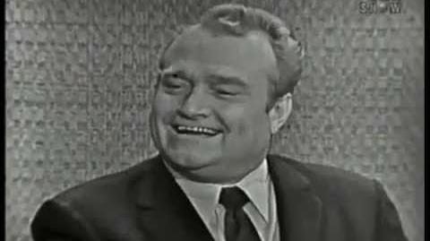 What's My Line? Red Skelton (1960)