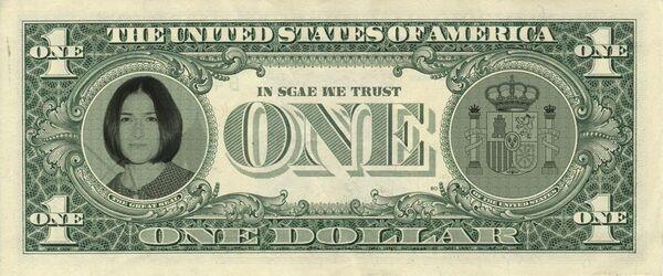 Dolar sinde