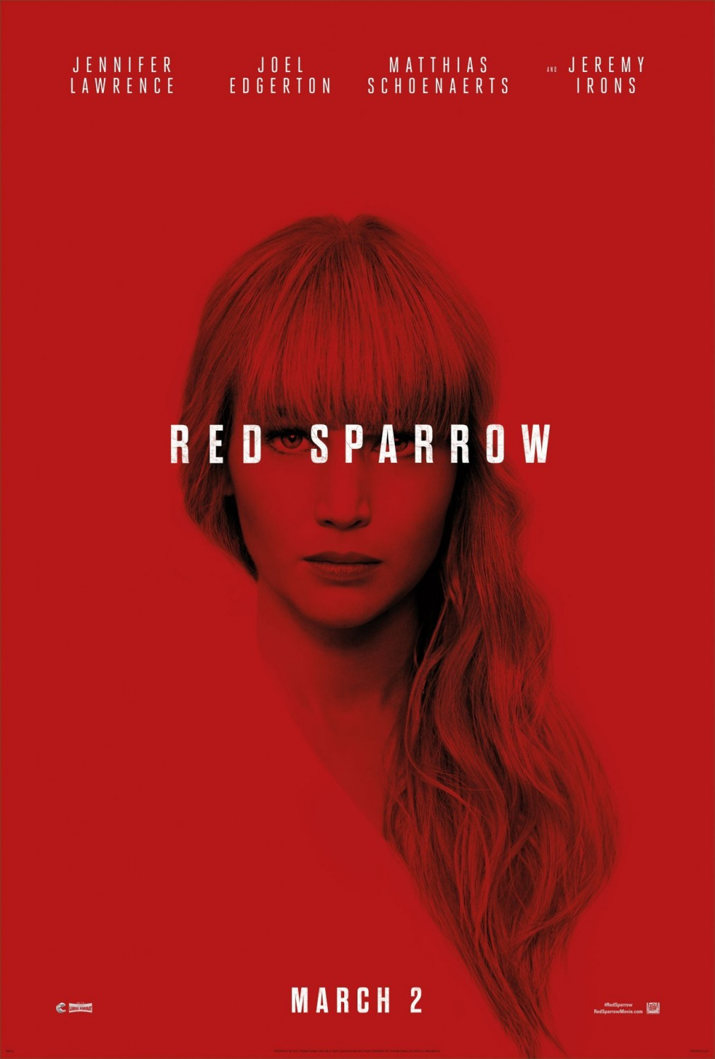 Red Sparrow (Film) | Red Sparrow Wiki