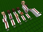 Ingame Transarent Blocks