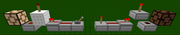 Ingame Redstone On Slabs