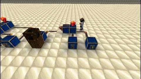 RDF Redstone Basics and Logic Gates