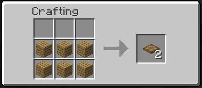 Crafting-minecraft-trapdoor