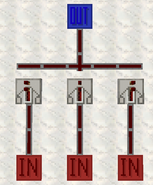 OR gate With Repeaters