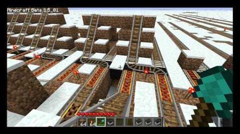 More minecart science with powered rail