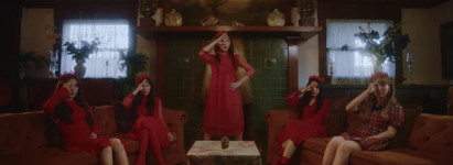 Red Velvet Peek-A-Boo MV 17