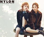 Seulgi and Irene for Nylon