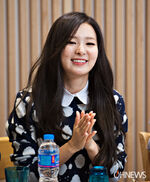Seulgi at a fan meeting 2