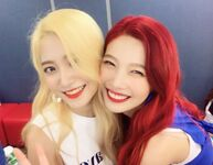 Joy and Yeri IG Update