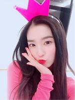 Irene's Birthday IG Update 180325 4