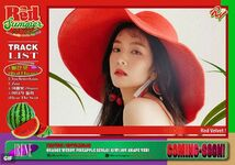 Irene The Red Summer Promo 2