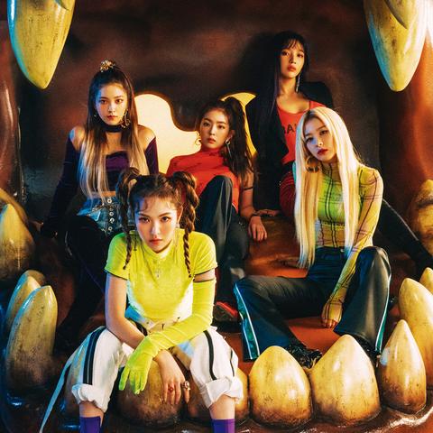 Red Velvet The 5th Mini Album RBB (Really Bad Boy) will