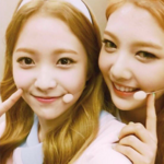 Joy and Yeri 2015