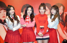 Red Velvet 'Rookie' Mini Album Event in Malaysia