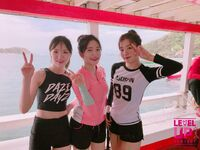 Seulgi, Wendy and Yeri Level Up Project Red Velvet 2